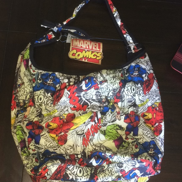 Marvel Handbags - Marvel hobo bag